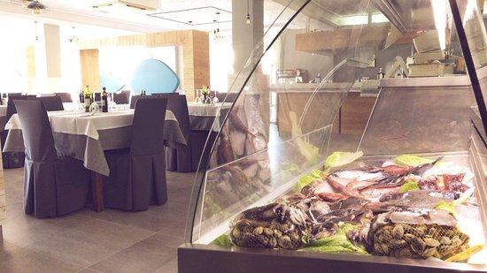 Cabo de Gata, Spain: Restaurante