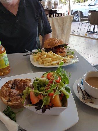Manjimup, Australia: Yummy fresh home made food