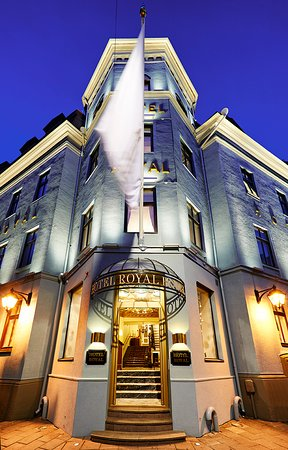 Hotel Royal Gothenburg Görüntüsü