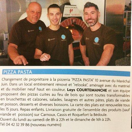 Carnoux-en-Provence, Франция: Article de presse dans le Messager de Carnoux
