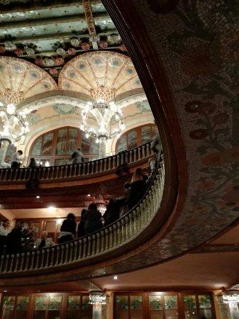 Palais de la Musique Catalane (Palau de la Musica Catalana) : IMG_20171214_223427_large.jpg