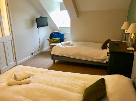 St George's Country House Hotel : Twin room