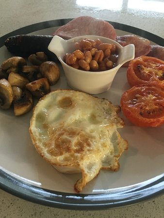 Selsey, UK: Full English
