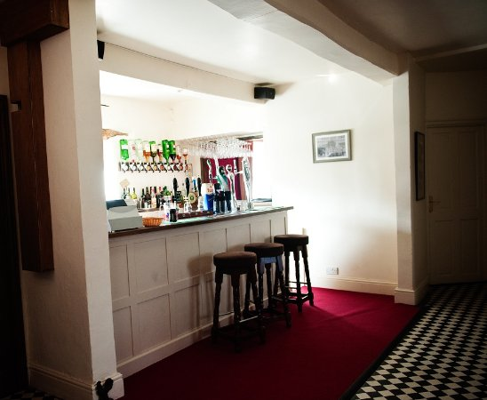 Wigglesworth, UK: Bar Area