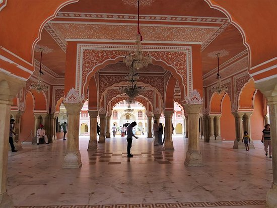 City Palace Jaipur Rajasthan Picture Of Incredible Travel India