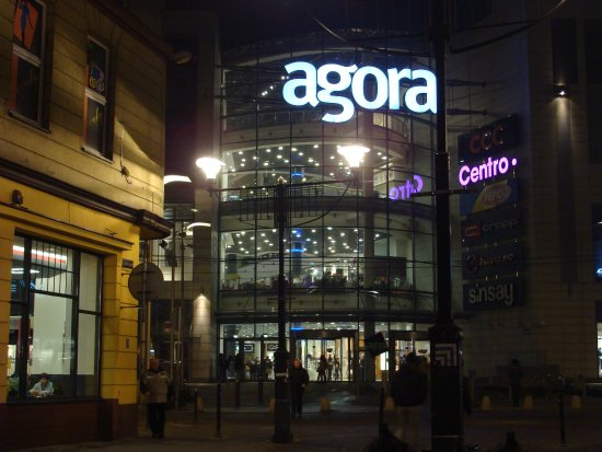Agora Shopping Mall