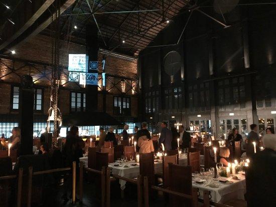Salle A Manger Picture Of Kais Restaurante Bar Lisbon