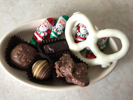 Wilmington, DE: Chocolates from Govatos