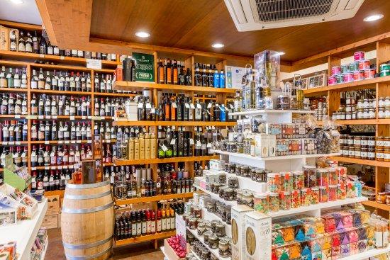 El Botegher Noo: Interno del negozio