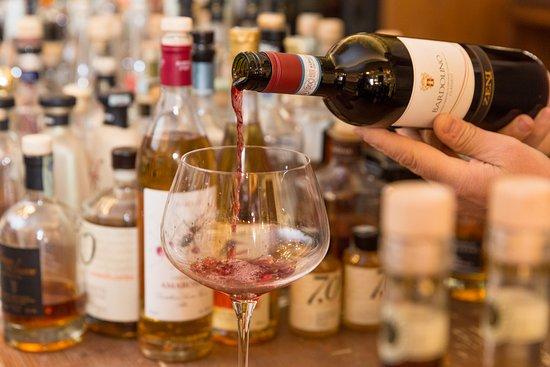 El Botegher Noo: Degustazioni di 100 etichette di vino