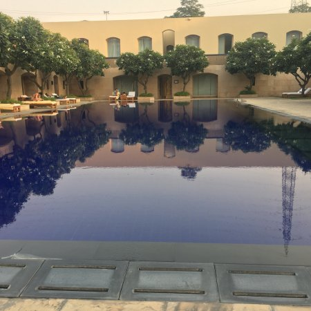 Trident, Gurgaon: Relaxing and comfortable