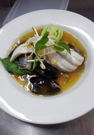Anglesea, Avustralya: Fish Broth Oct 2017
