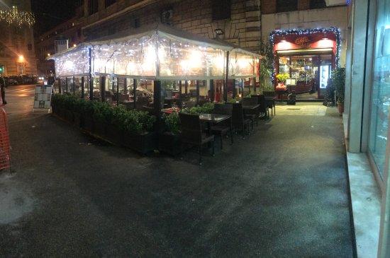 la terrazza - Picture of Caffe Piave, Rome - TripAdvisor