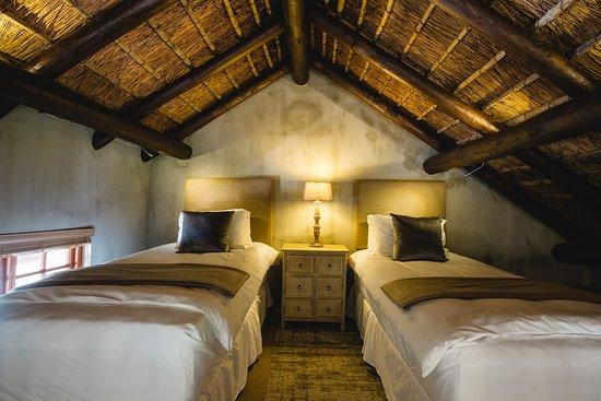Bonnievale, Sudáfrica: The Loft - Bedroom (upstairs)