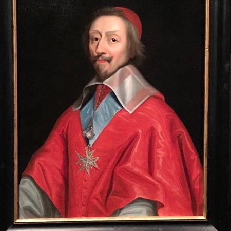 cc76cdc3edba Cardinal Richelieu - Picture of Musee historique de la Ville de ...