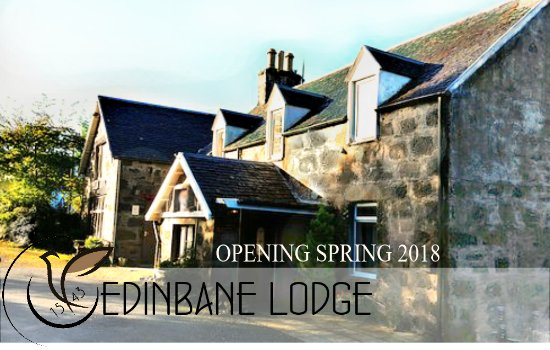 Edinbane Lodge, Restaurant with Rooms in a 16th Century Shooting Lodge on the Isle of Skye