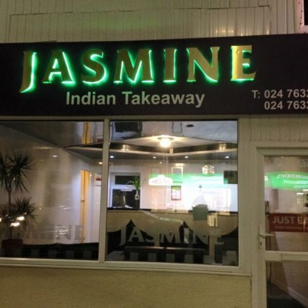 Nuneaton, UK: Jasmine indian takeway