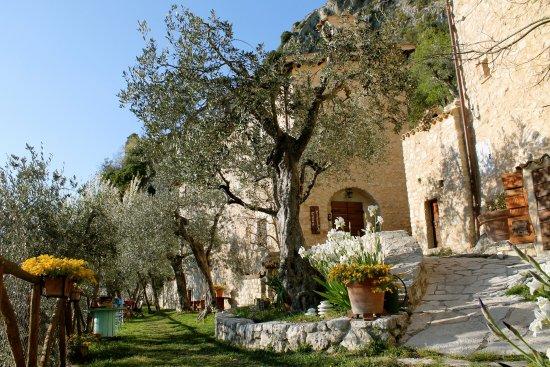 Ferentillo, Italia: Ingresso Guesthouse Runcini