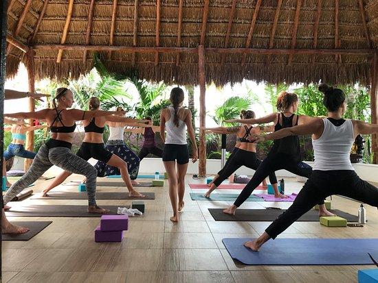 Meg DeClerck Yoga