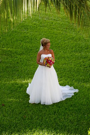 Holetown, Barbados: my Daughter on her big day