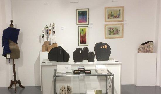 Hereford, UK: ASG and Artsite 3 studio artists' exhibition