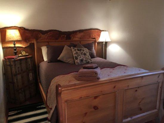 Bruneau, Αϊντάχο: Queen bedroom