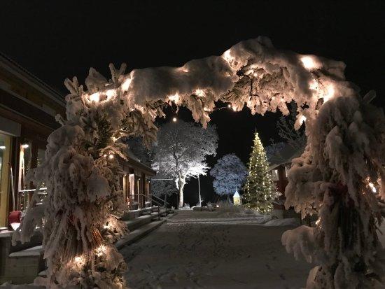 Gran Municipality, Νορβηγία: Vintermagi over Granavolden Gjæstgiveri