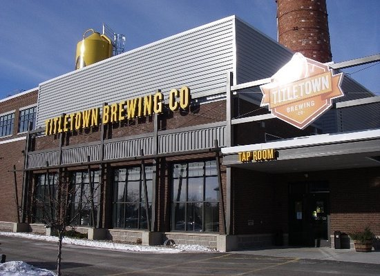 Titletown Brewing Company Green Bay Menu Prices