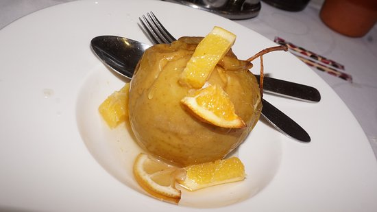 Quart, สเปน: Poma al forn