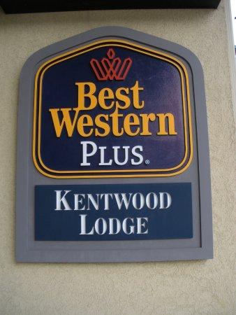 Best Western Plus Kentwood Lodge : Hotel Logo