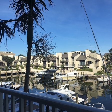 Hilton Fort Lauderdale Marina: From room 2205