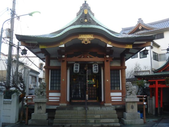 Nishikujo Shrine