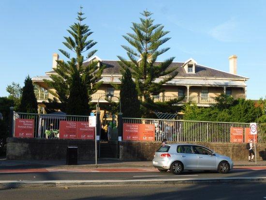 Woollahra, Australien: オックスフォードストリートより全景を撮影