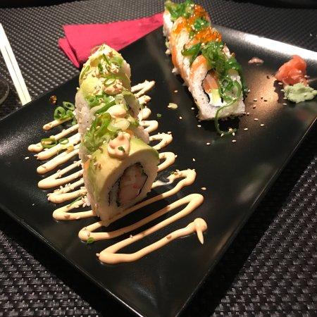 Arroz photo de fujiyama sushi bar asian cuisine la for Accord asian cuisine