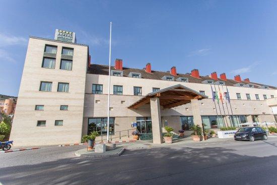 Hotel antequera espagne voir les tarifs 20 avis et for Comparateur de prix hotel espagne