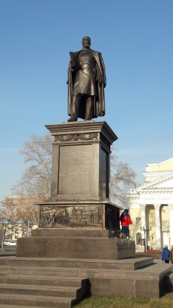 Monument to Stolypin