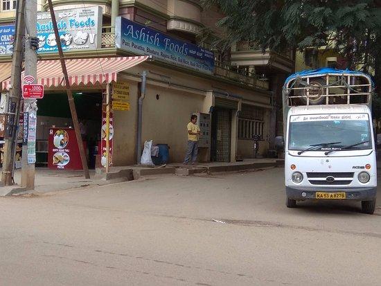 Ashish food bengaluru basavangudi restaurant reviews