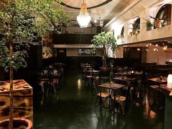 tapas restaurant frederiksberg