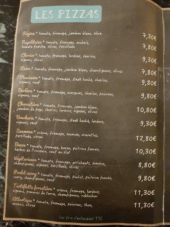 Tartas, Frankrike: Pizza des cordeliers