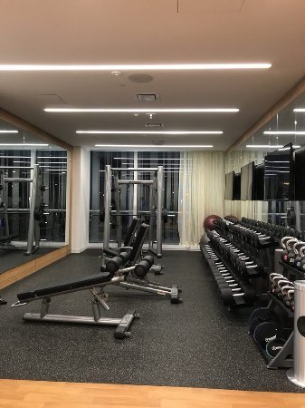 Oxon Hill, MD: Gym