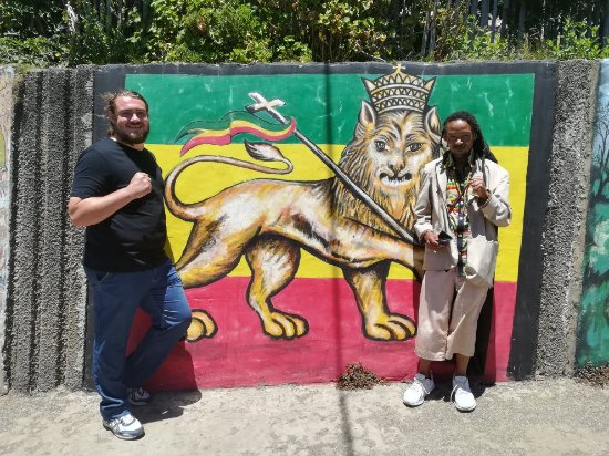 Judah Square Rastafarian Community Tour