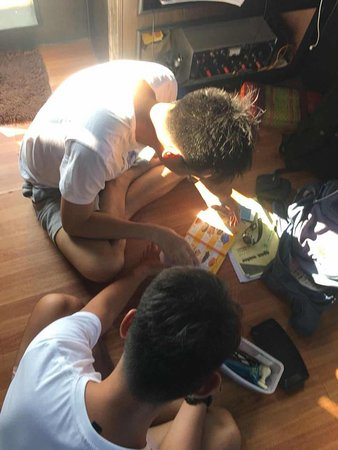 Rawai, Thailand: Learning