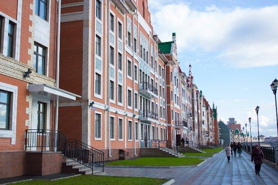 Γιοσκάρ-Ολά, Ρωσία: Набережная
