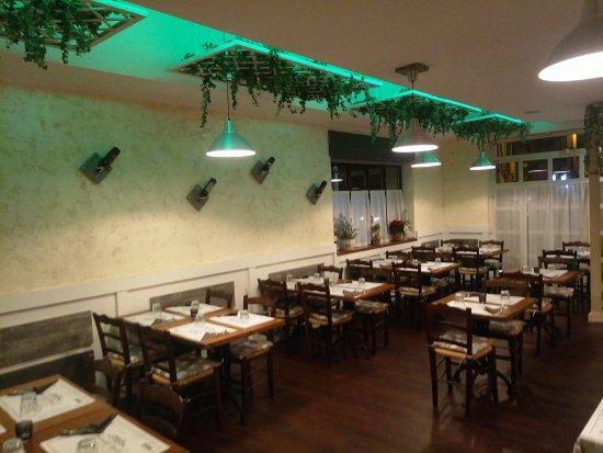 Shabby Restaurant da Sergio: sala