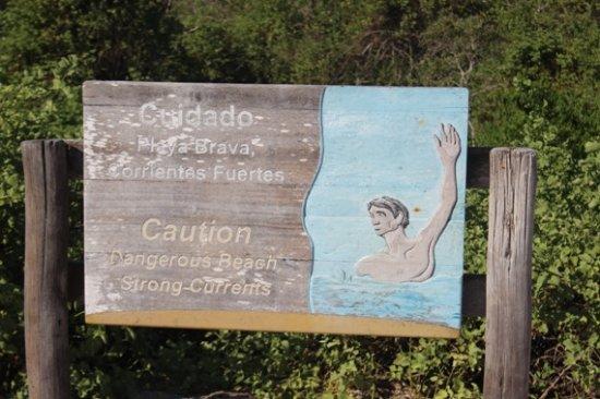 San Cristobal, เอกวาดอร์: Cartello correnti