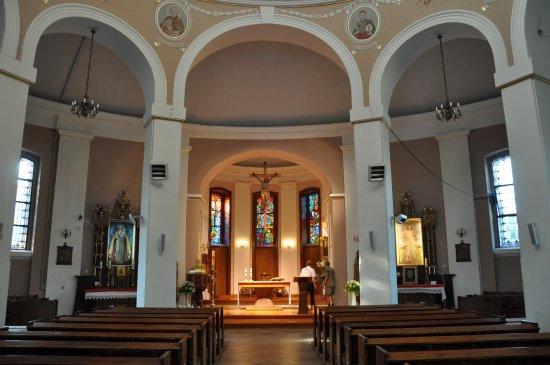 Kościół św. Jana Vianneya