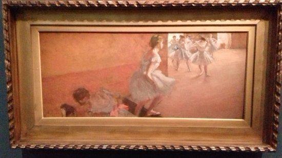 Expo degas danse dessin mus e d 39 orsay paris resmi tripadvisor - Musee d orsay expo ...