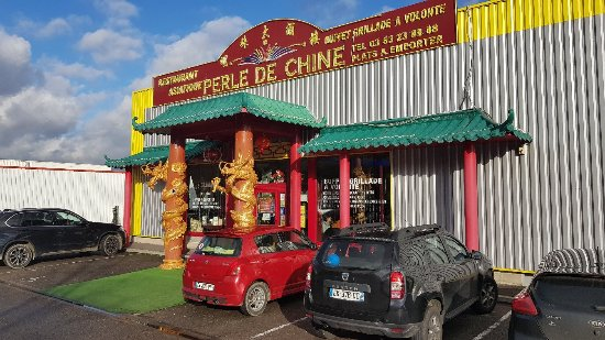 Frouard, France: Perle de Chine