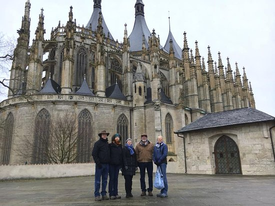 Personal Prague Guide - Private Tours : Kutna Hora, St. Barbara's Church