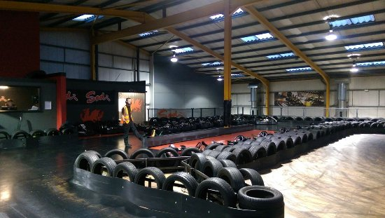TeamSport Indoor Go Karting Cardiff
